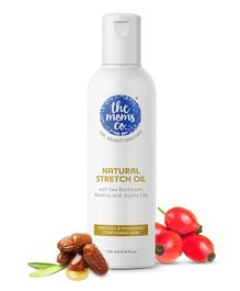 The Moms Co.Natural Stretch Oil - 100 ml
