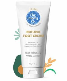 The Moms Co. Natural Foot Cream - 50 gm