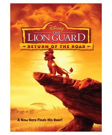 Lion Guard The Return of the Roar DVD - English