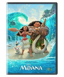 Moana DVD - English