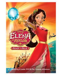 Elena Of Avalor Ready To Rule DVD - English