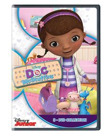 Doc Mc Stuffins Collection DVD - English