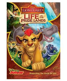 The Lion Guard Life In The Pride Lands DVD - English