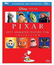 Disney Pixar BD DVD - English