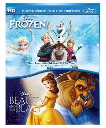 Frozen & Beauty And The Beast - BD