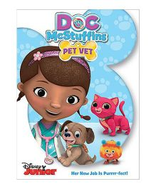 Doc McStuffins Doc Pet Vet DVD - English