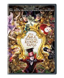 Disney Alice Through the Looking Glass DVD - English