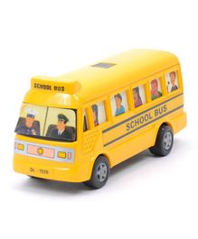 Centy Mini Bus - Yellow