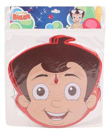 Chhota Bheem Mask Pack Of 10 - Multicolor