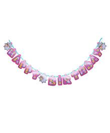 Dora And Friends Happy Birthday Banner (Color May Vary)