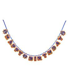 Chhota Bheem Happy Birthday Banner (Color May Vary)