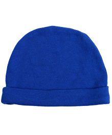 Needybee Unisex Soft Baby Cap - Blue