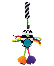 Sassy Boppin Birdie Clip On Rattle - Multicolor