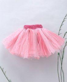 Murphy Mouse Sparkling Tutu Skirt - Pink