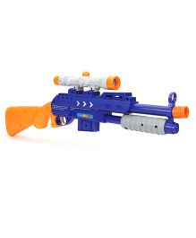 Mitashi Bang Finch Toy Gun - Blue