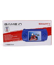 Mitashi Gamein Smarty Gaming Console - Blue