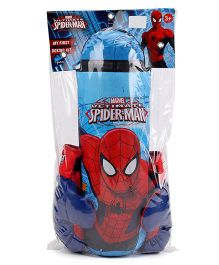 Marvel Spider Man Boxing Set - Sky & Dark Blue