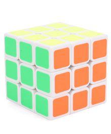 ToyFactory Rubik Cube 3 x 3 - Multi Color