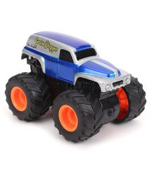 ToyFactory Metal Friction Car - Blue