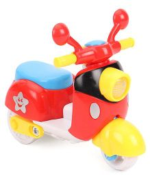 ToyFactory Mini Scooter Toy - Red