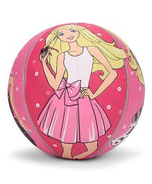 Barbie Basket Ball Size 3 - Pink