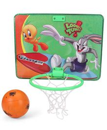 Looney Tunes Basket Ball Set - Multi Color