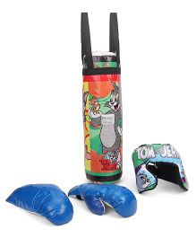 Tom & Jerry Boxing Kit - Multi Color