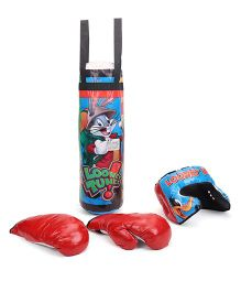 Looney Tunes Boxing Kit - Multi Color