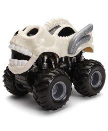 Kratos Big Wheel Wizard KIW 009B Toy Car - White Black