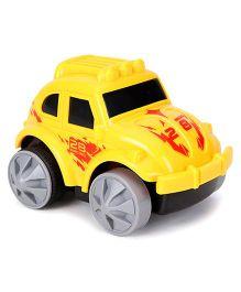 Imagician Playthings Kratos KIW-012 Friction Monster Car - Yellow