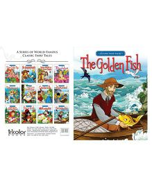 The Golden Fish Story Book - English