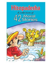 Hitopdesh A Collection Of 42 Moral Stories - English