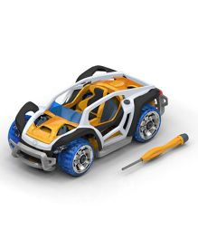 Modarri X1 Dirt Car - Yellow Blue
