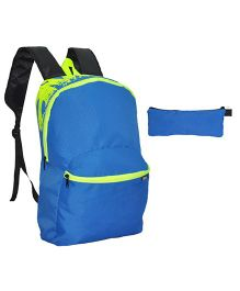Avon Backpack Combo Blue - 16 Inches
