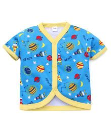Playbeez Space Elements Vest - Multicoloured
