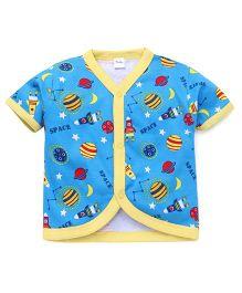 Playbeez Space Elements Vest - Multicoloured