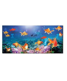 Ultra Sea Life View Print Envelopes With Special 3D Effects Pack of 5 - Multicolor