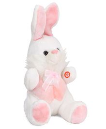 Ultra Rabbit Soft Toy With Music Pink - 39 cm