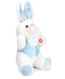 Ultra Rabbit Soft Toy With Music Blue - 39 cm
