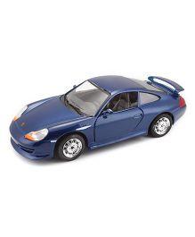 Bburago Die Cast Toy Car Porsche  GT3 - Blue