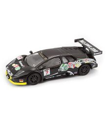 Bburago Die Cast Toy Car Lamborghini Murcielago FIA GT - Black