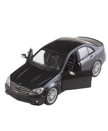 New-ray Die Cast Toy Car Mercedes Benz C63 - Black