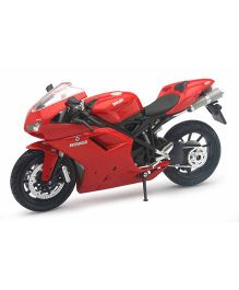New-ray Die Cast Toy Bike Ducati - Red