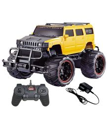 Saffire Off Road Monster Racing Car - Yellow