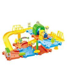 Saffire Classic Toy Train Set - Multicolor