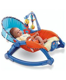 Saffire Portable Rocker - Multi Color