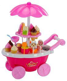 Saffire Sweet Shopping Cart - Multi Color