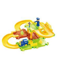 Saffire Happy Commander Train Set - Multicolor