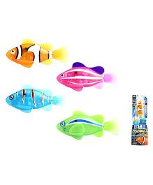 Saffire Robo Fish - Multi Color