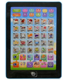 Saffire Learning Tablet - Multi Color